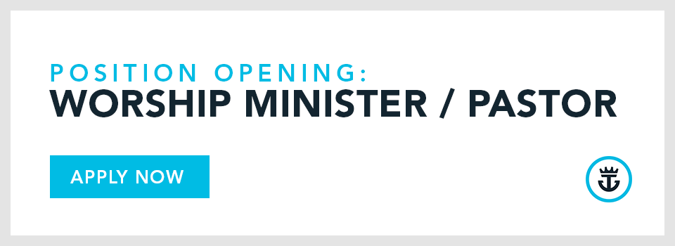 Worship Minister / Pastor Position